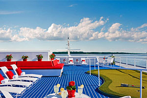San Juan Island Packages - USA River Cruises