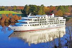 USA River Cruises - Puget Sound cruises