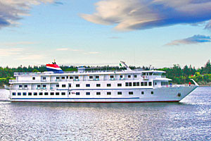 San Juan Islands & Olympic Park Cruises