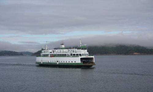 San Juan Islands Ferry Boats