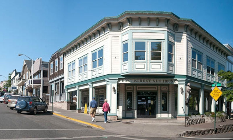 Downtown Friday Harbor Washington Alltrips