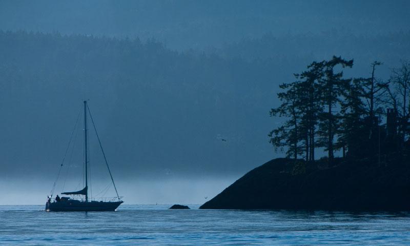 Bc Gulf Islands British Columbia Canada Alltrips