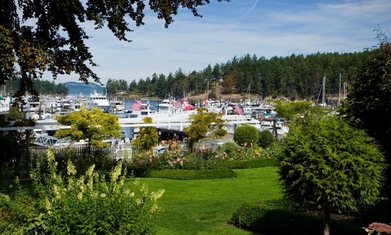Visit roche harbor washington san juan island vacations for Roche harbor resort cabins